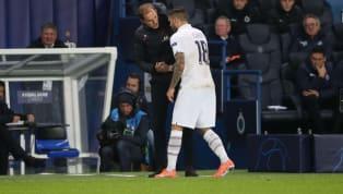 Mauro Icardi va devoir élever son niveau de ce jeu ce mercredi soir face à l'Atalanta Bergame lors du quart de finale de Ligue des Champions. Pas convaincant...