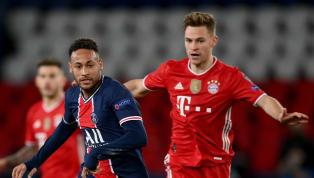 Derrotado no jogo de ida na Alemanha por 3 a 2, o Bayern de Munique, atual campeão europeu, precisava vencer o PSG por dois gols de diferença em solo francês...