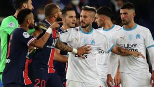 Paris Saint-Germain forward Neymar has accused Marseille's Álvaro González of racist abuse following a mass brawl which saw no less than five players shown...