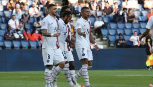 Au cours du succès facile en amical ce vendredi face à Beveren (7-0), les Parisiens se sont fait plaisir avec notamment ce penalty insolite joué à deux entre...