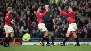 Manchester Unitedmanager Ole Gunnar Solskjaer named the likes of Cristiano Ronaldo and Roy Keane in his ultimate six-a-side team with no room for himself in...