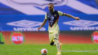 El zaguero central de las Águilas del América salió de cambio para el segundo tiempo en el encuentro del Clásico Nacional ante Guadalajara, por algunas...