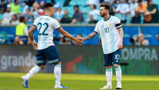 Argentina boss Lionel Scaloni has acknowledged that Lionel Messi's partnership with Lautaro Martinez at FC Barcelona would be great for the national but...