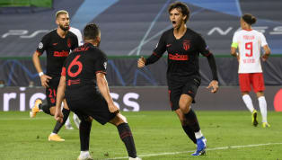 Minutes after coming on as a substitute, it didn't take long for RB Leipzig's defenders to become introduced to João Félix and his mazy dribbling ability....