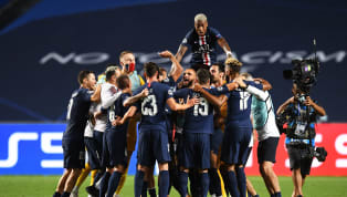 Paris Saint-Germain berhasil lolos ke babak final Liga Champions 2019/20 setelah mendapatkan kemenangan 3-0 atas RB Leipzig. Pertandingan di Estadio da Luz...