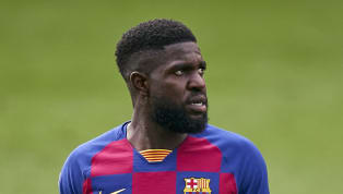 Move Arsenal and Manchester United are reportedly among the 'five possible' destinations for out-of-favour Barcelona defender Samuel Umtiti. Umtiti arrived at...