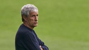 Only winning La Liga or the Champions League will save Quique Setien's job at Barcelona, amid reports of a growing rift between the players and coaching staff...