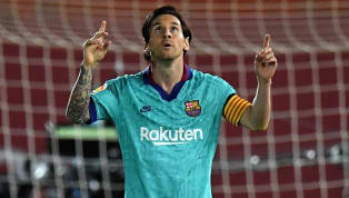 Lionel Messi played a starring role in Barcelona's 4-0 win over Real Mallorca on Saturday (no surprise there), racking up two assists and even adding a goal...