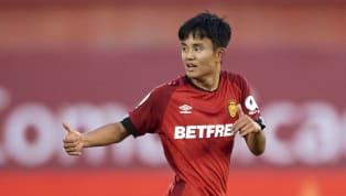 Mit gerade mal 18 Jahren unterschrieb Takefusa Kubo im vergangenen Jahr einen Vertrag bei Real Madrid - und wurde somit zum ersten Japaner überhaupt in der...