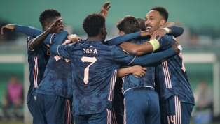 Arsenal return to Premier League action on Sunday night after enduring a brief scare away at Rapid Vienna in midweek. The Gunners would eventually prevail 2-1...