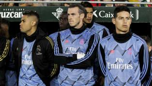 Real Madrid sắp sửa có một cuộc 'đại thanh lý' với hàng loạt ngôi sao bị bán đi vào cuối mùa, trong đó có James Rodriguez và Gareth Bale. Đây được cho là một...