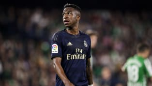 Real Madrid have no intention of letting teenage winger Vinicius Junior leave the club any time soon and are even said to have rejected an alleged proposal...