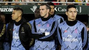 Real Madrid macht sich ohne Gareth Bale und James Rodriguez auf zum Champions-League-Achtelfinale in Manchester. Gegen City müssen die Königlichen eine...