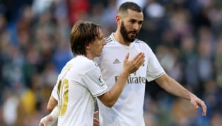 ions Real Madrid duo Karim Benzema and Luka Modrić have confessed that they are keen to thrash out new contracts and extend their stays at the Santiago...