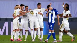 Real Madrid berhasil meraih tiga poin saat menjamu Alaves di Estadio Alfredo di Stefano pada Sabtu (11/7) dini hari dan mengakhiri pertandingan dengan skor...