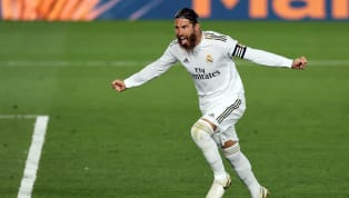 Sergio Ramos scored his fourth goal in six games as Real Madrid edged Getafe 1-0 to stay in pole position in the La Liga title race. The Spanish striker -...