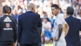 """Aller Voraussicht nach wird James Rodriguez seine Zelte bei Real Madrid nach dieser Saison abbrechen. """"Ich weiß nicht, ob er noch einmal für Real spielen..."""