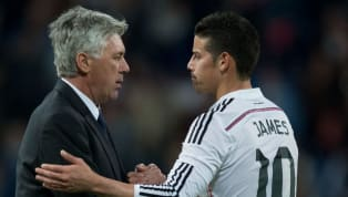 Everton manager Carlo Ancelotti has admitted that he is an admirer of Real Madrid playmaker James Rodriguez, amid rumours linking the Colombian international...