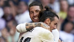 Picture the scene: Sergio Ramos is sat at the head of a pristine, beautifully varnished, 30-man table in the Real Madrid boardroom, with just his agent sat...