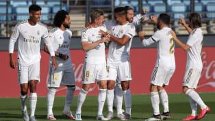 Le Real Madrid accueille Eibar ce samedi (16h15) à l'occasion de la 29ème journée de la Liga. Voici les compositions probables et où regarder ce match des...