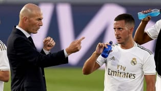 Real Madrid manager Zinedine Zidane has reassured fans that Eden Hazard will soon put his hellish 18 months behind him and rediscover his best form. After...
