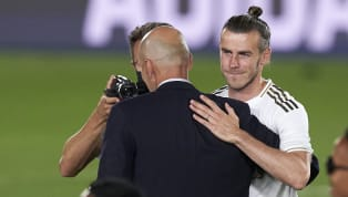 Zinedine Zidane has revealed Gareth Bale was left out of Real Madrid's squad for their trip to Manchester City because the Welshman did not want to be...