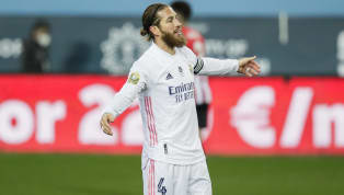 Real Madrid defender Sergio Ramos is confident that he will be fit enough to start the team's Champions League last 16 second leg against Atalanta on March...