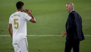 L'entraîneur du Real Madrid est catégorique : son défenseur central français n'est pas à vendre et ne sera pas vendu, quelque soit le club, notamment anglais,...