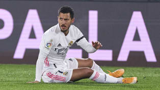 Real Madrid have confirmed Eden Hazard has suffered a thigh injury, with the Belgian forced to limp out of Saturday's La Liga defeat to Alaves inside the...