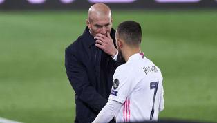 Pemain Real Madrid, Eden Hazard yang sempat dimainkan selama 15 menit di laga melawan Elche, justru kembali mendapatkan nasib buruk lantaran harus masuk ke...