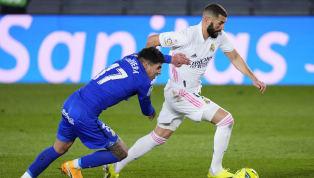 Real Madrid akan bertanding melawan rival sekota Getafe di pekan 30 La Liga, Senin (19/04) pukul 02.00 dini hari WIB di Coliseum Alfonso Perez. El Real masih...
