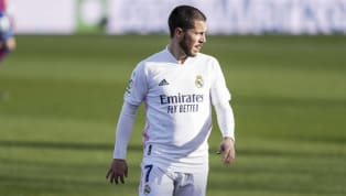 Real Madrid have confirmed Eden Hazard's latest fitness setback, with the forward suffering a muscle injury. After joining Los Blancos in 2019, Hazard has...