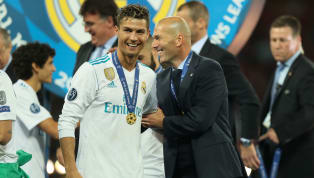 dane French club Marseille are hoping to make a 'dream' double swoop for current Real Madrid manager Zinedine Zidane and former Los Blancos forward Cristiano...