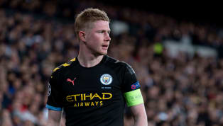 Oooooooh, Kevin De Bruuuuyne, oooooooh Kevin De Bruuuuyne! Could it be that Manchester City supporters have sung this ode to their superstar for the final...