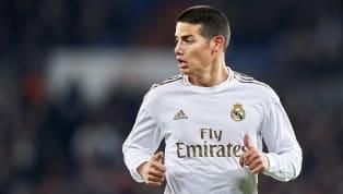 Huấn luyện viên Carlo Ancelotti của câu lạc bộ Everton vừa ngỏ ý muốn chiêu mộ tiền vệ James Rodriguez của Real Madrid. Hiện tại tương lai của James Rodriguez...