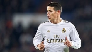 Everton are in talks with Real Madrid over the permanent signing of James Rodriguez, which would reunite the Colombian with manager Carlo Ancelotti at...