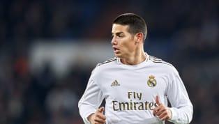 La probabilidad de qu el colombiano continúe en el Real Madrid es muy baja. James Rodríguez no ha contado con los minutos que él quisiera en el conjunto...