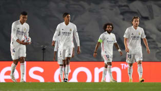 The last eight matches of the UEFA Champions League's matchday 1 for the 2020/21 season were held over the night. Here's all that went down: Real Madrid 2-3...