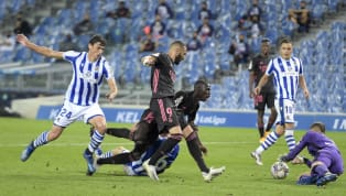 Real Madrid made a stuttering start to their La Liga title defence on Sunday, drawing 0-0 at Real Sociedad. Los Blancos deployed a 4-2-3-1 formation with...