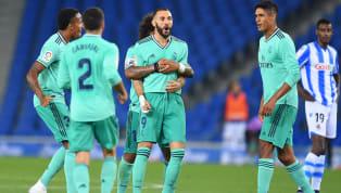 Bất chấp không ít khó khăn, Real Madrid đã có được 3 điểm quan trọng trước Real Sociedad để chính thức vượt mặt Barca và leo lên ngôi đầu bảng. Và dưới đây là...