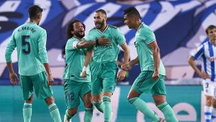 Vòng 30 La Liga đã chứng kiến Real Madrid hạ Sociedad sát nút để cân bằng điểm số với Barcelona ở ngôi đầu BXH. Barcelona hòa Sevilla 0-0 và Real Madrid đã...