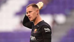Marc-André ter Stegen steht vor seinem Comeback! 82 Tage nach seinem letzten Pflichtspieleinsatz wurde der Nationalkeeper wieder ins Spieltagsaufgebot des FC...