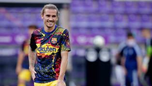 De retour en grâce Antoine ? Pas totalement... Après un golazo qui a fait le tour de la planète face à Villarreal, il y a une semaine, le champion du monde...