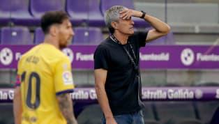 HLV Barcelona Quique Setien thừa nhận khả năng bị đuổi ngay lập tức sau khi Real Madrid vô địch La Liga sớm một vòng đấu. Barcelona thua trước Osasuna trong...