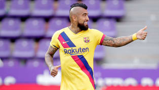 Barcelona midfielder Arturo Vidal believes that his side are still in the La Liga title race following their scrappy 1-0 win over Real Valladolid on Saturday....