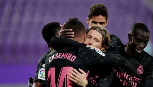 Los de Zinedine Zidane lograron un triunfo con lo justo, pero importantísimo en el José Zorrilla para acercarse al liderato en LaLiga y llegar con buenas...
