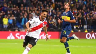 1. Gonzalo Martínez a Boca El primer gol que ingresa a la mente de los hinchas de River. Un gol que significó haber ganado la Copa Libertadores contra el...