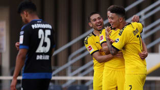Though he may not have thought much of it, there was a lot of pressure on the shoulders of Jadon Sancho ahead of Sunday's game with SC Paderborn. Injured for...