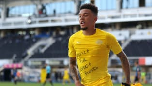 rick A returning Jadon Sancho bagged a hat-trick to help Borussia Dortmund romp to a 6-1 victory over bottom club SC Paderborn in their Sunday evening...