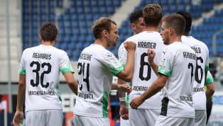 Borussia Mönchengladbach hat die Qualifikation für die Champions League in der eigenen Hand. Am Samstag setzten sich die Fohlen mit 3:1 beim SC Paderborn...